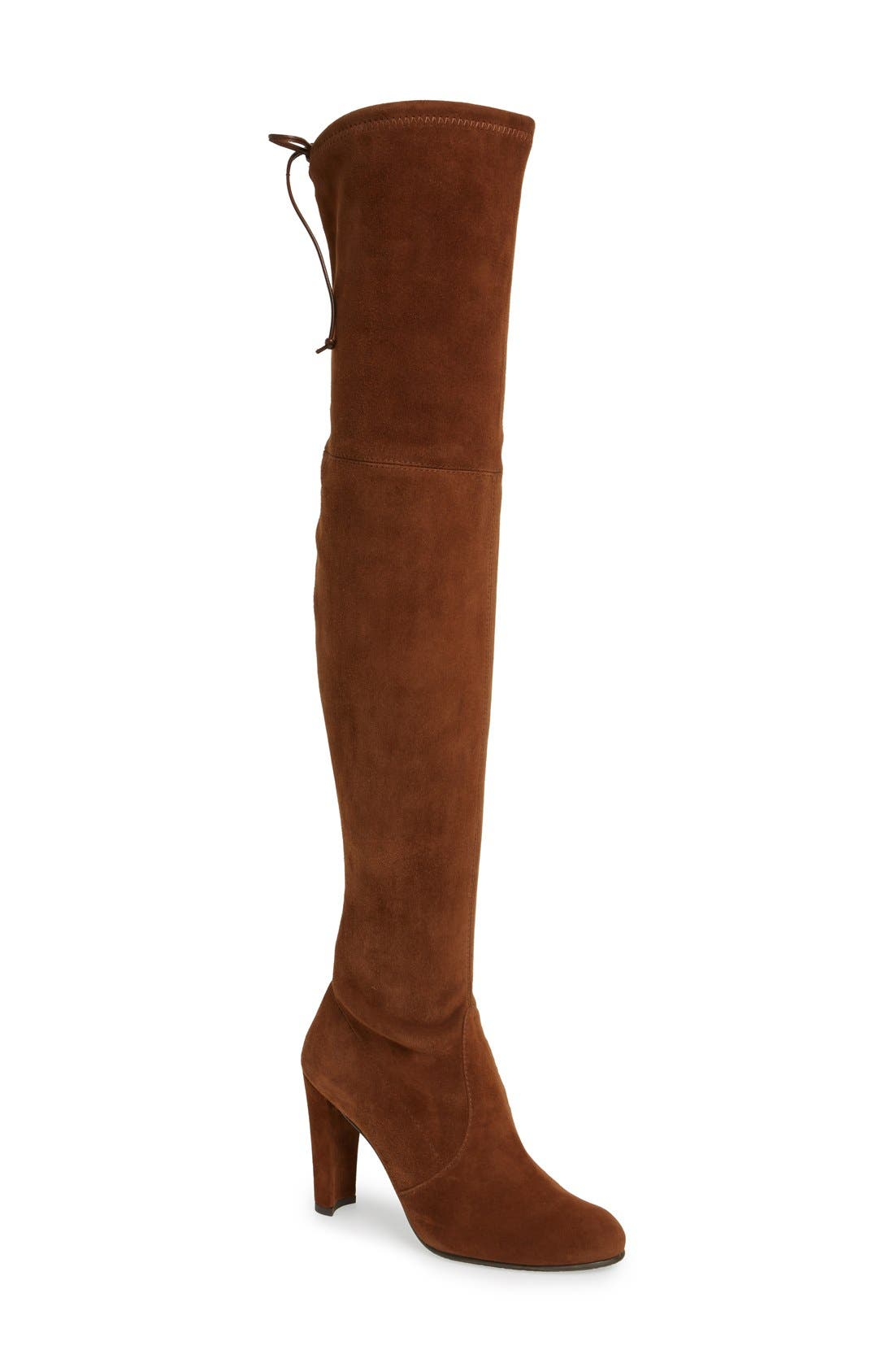 ,                             'Highland' Over the Knee Boot,                             Main thumbnail 31, color,                             201