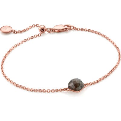 Monica Vinader Nura Mini Nugget Bracelet