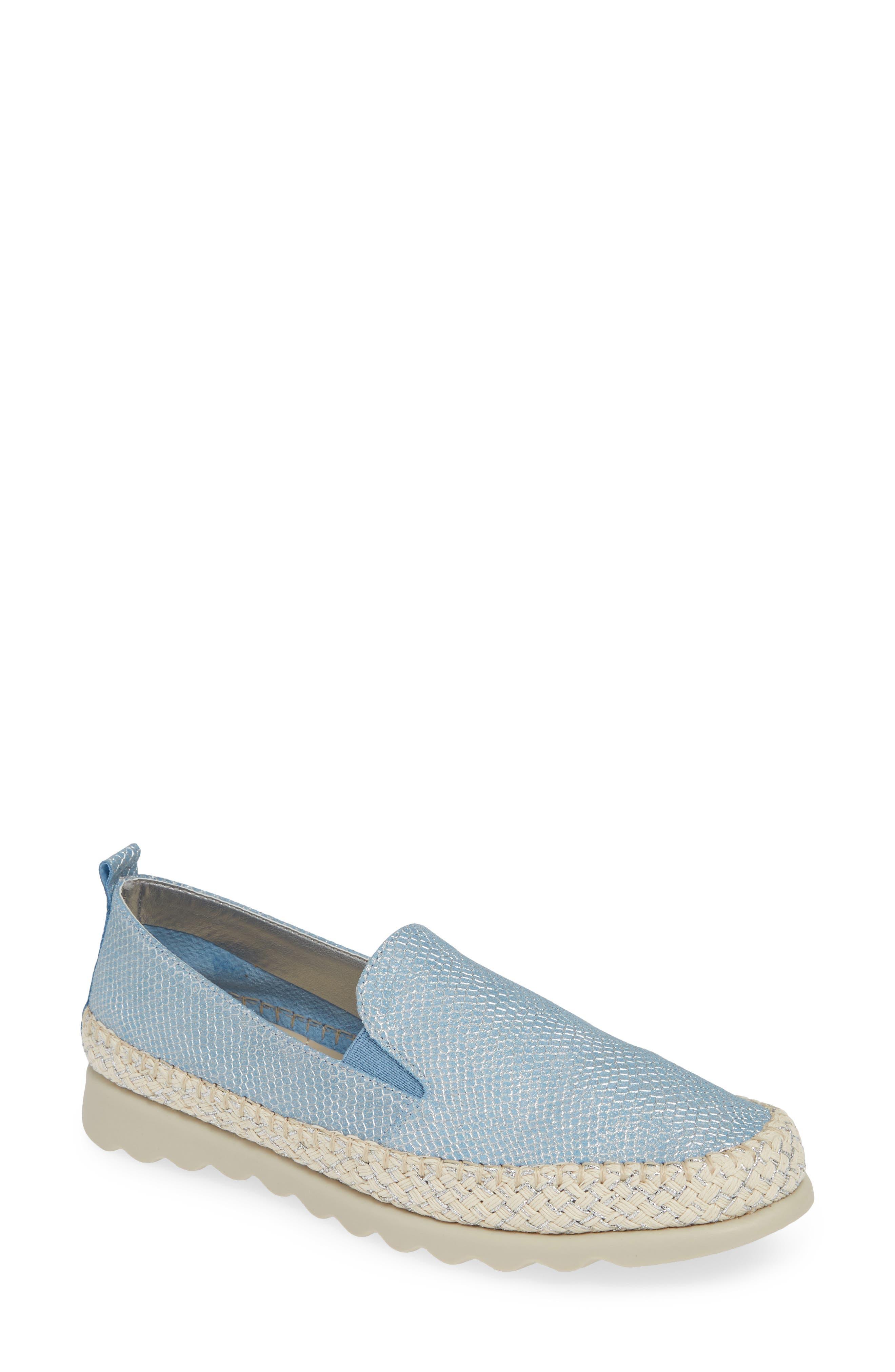 The Flexx Chappie Slip-On Sneaker, Blue