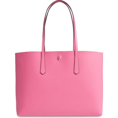Kate Spade New York Large Molly Leather Tote - Pink
