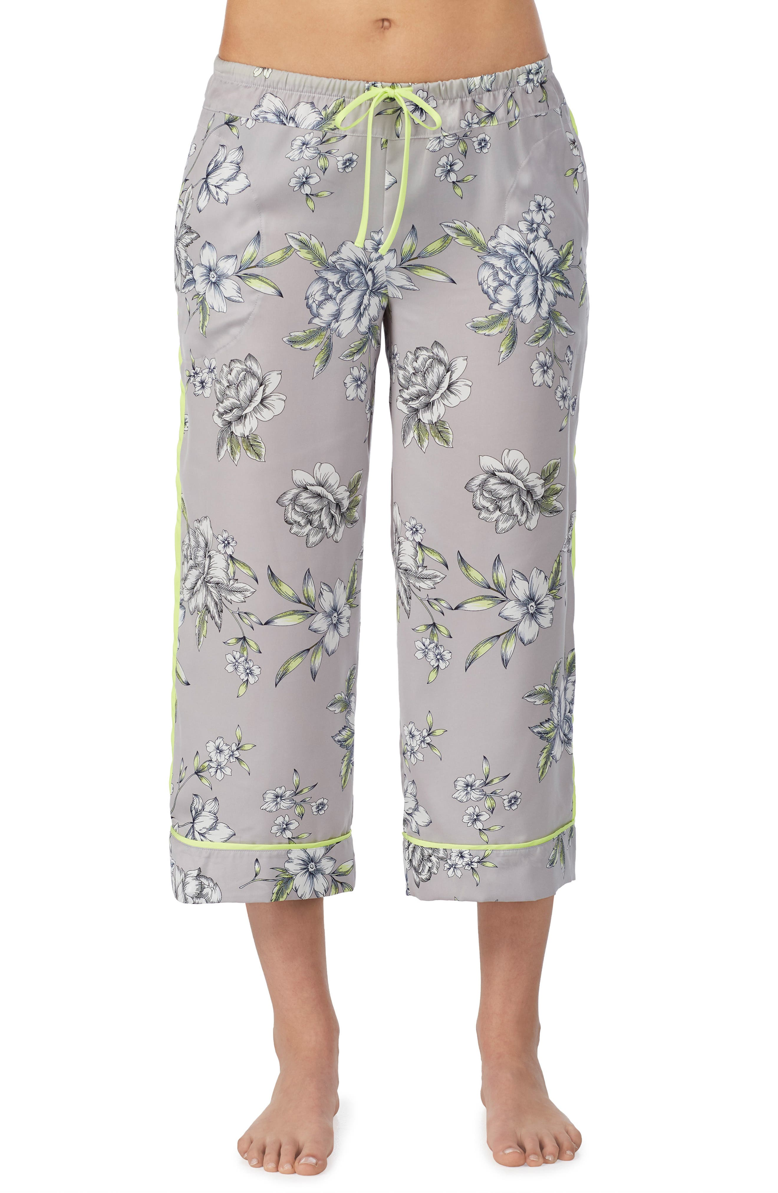 Room Service Cropped Pajamas Pants, Size - (Nordstrom Exclusive)