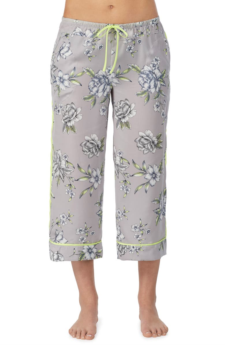 ROOM SERVICE Cropped Pajamas Pants, Main, color, 034