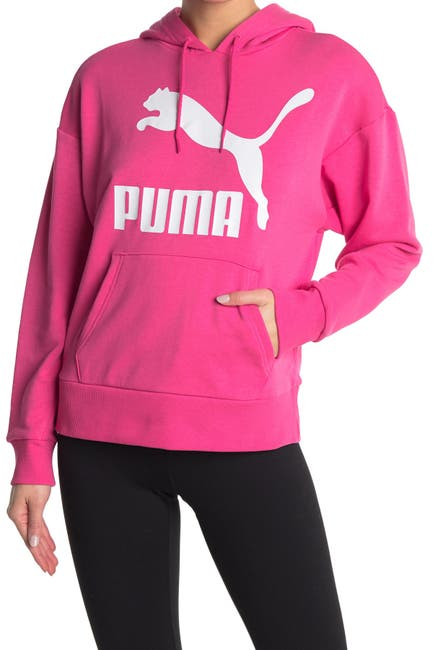 Image of PUMA Classics Logo Hoodie