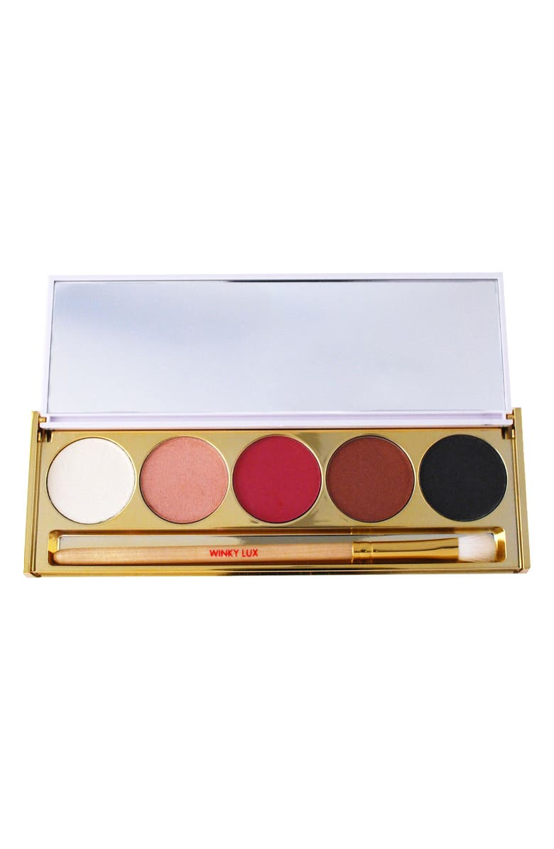 WINKY LUX Smoke & Roses Palette, Main, color, SMOKE AND ROSES