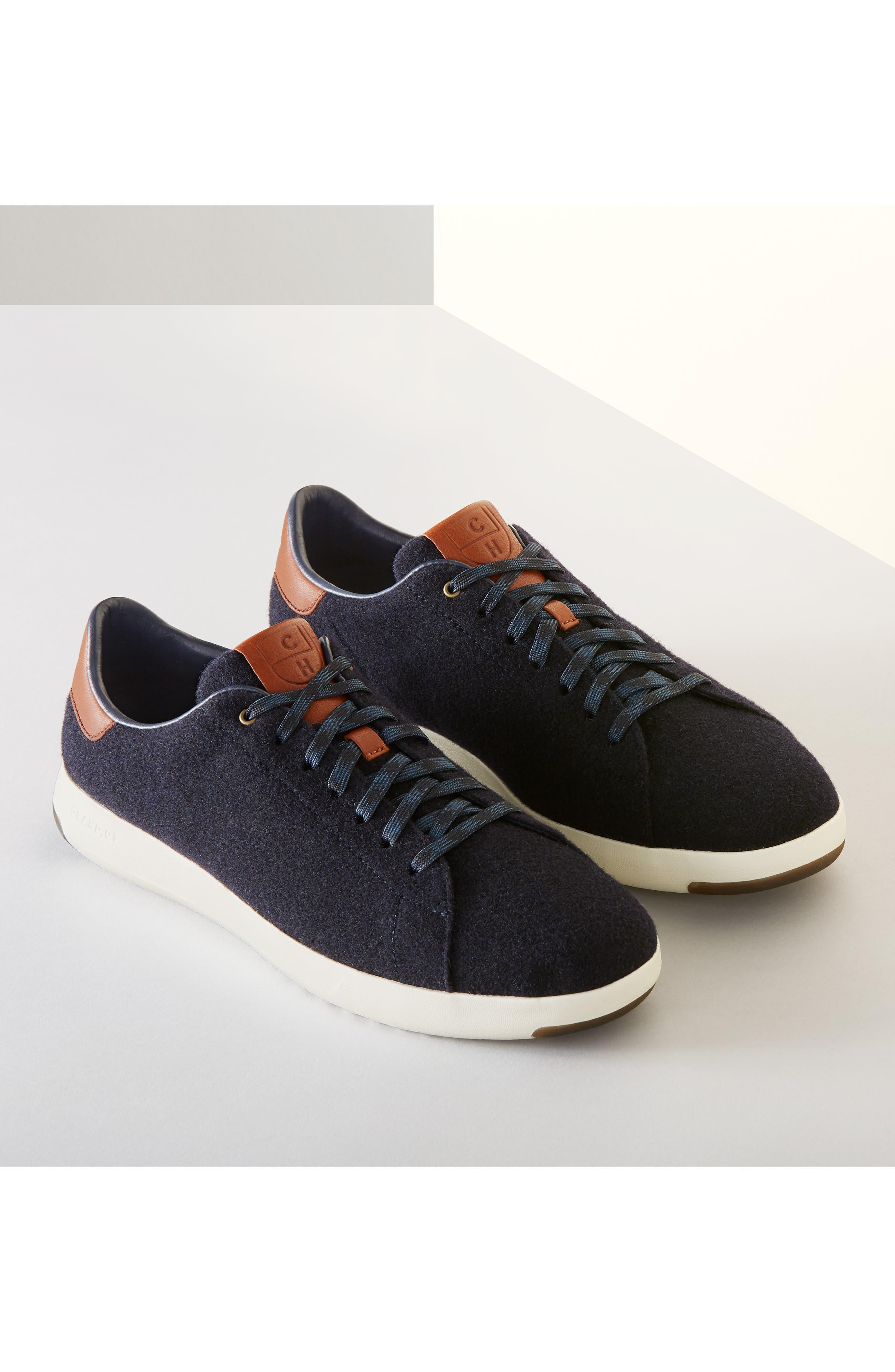 ,                             GrandPro Tennis Sneaker,                             Alternate thumbnail 14, color,                             BLACK/ BRITISH TAN