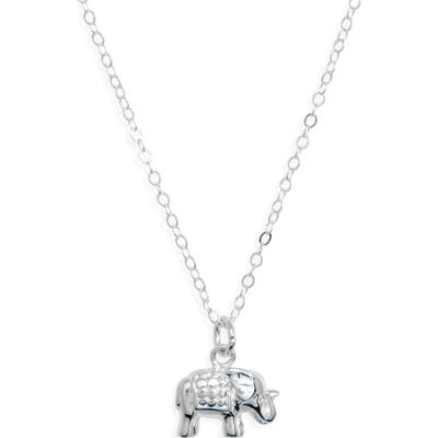 Anna Beck Elephant Charity Pendant Necklace
