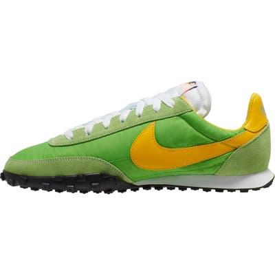 Nike Waffle Racer Sneaker- Green