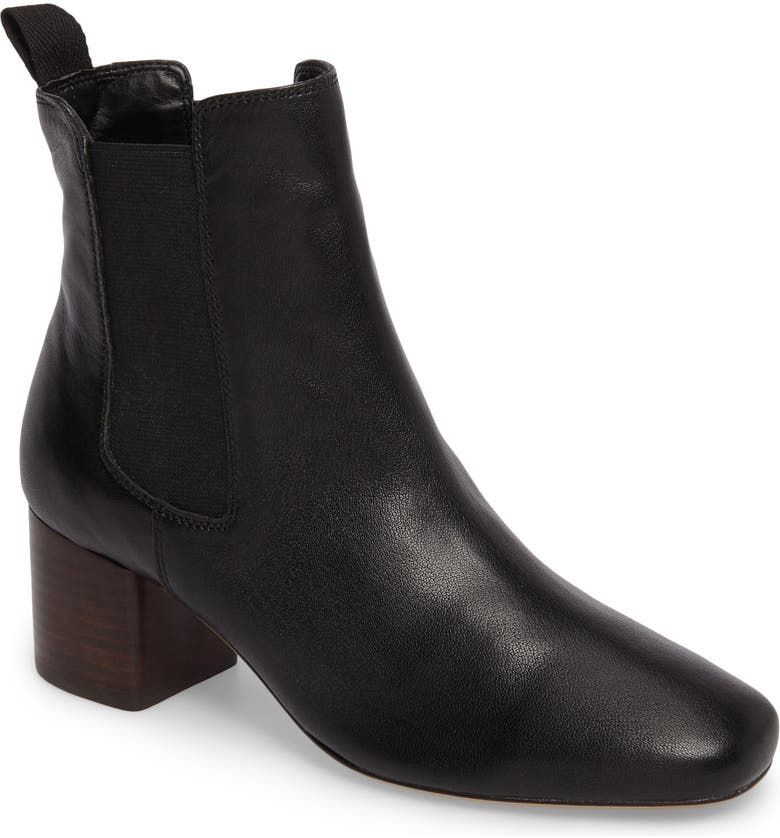 TONY BIANCO Alby Chelsea Bootie, Main, color, 001