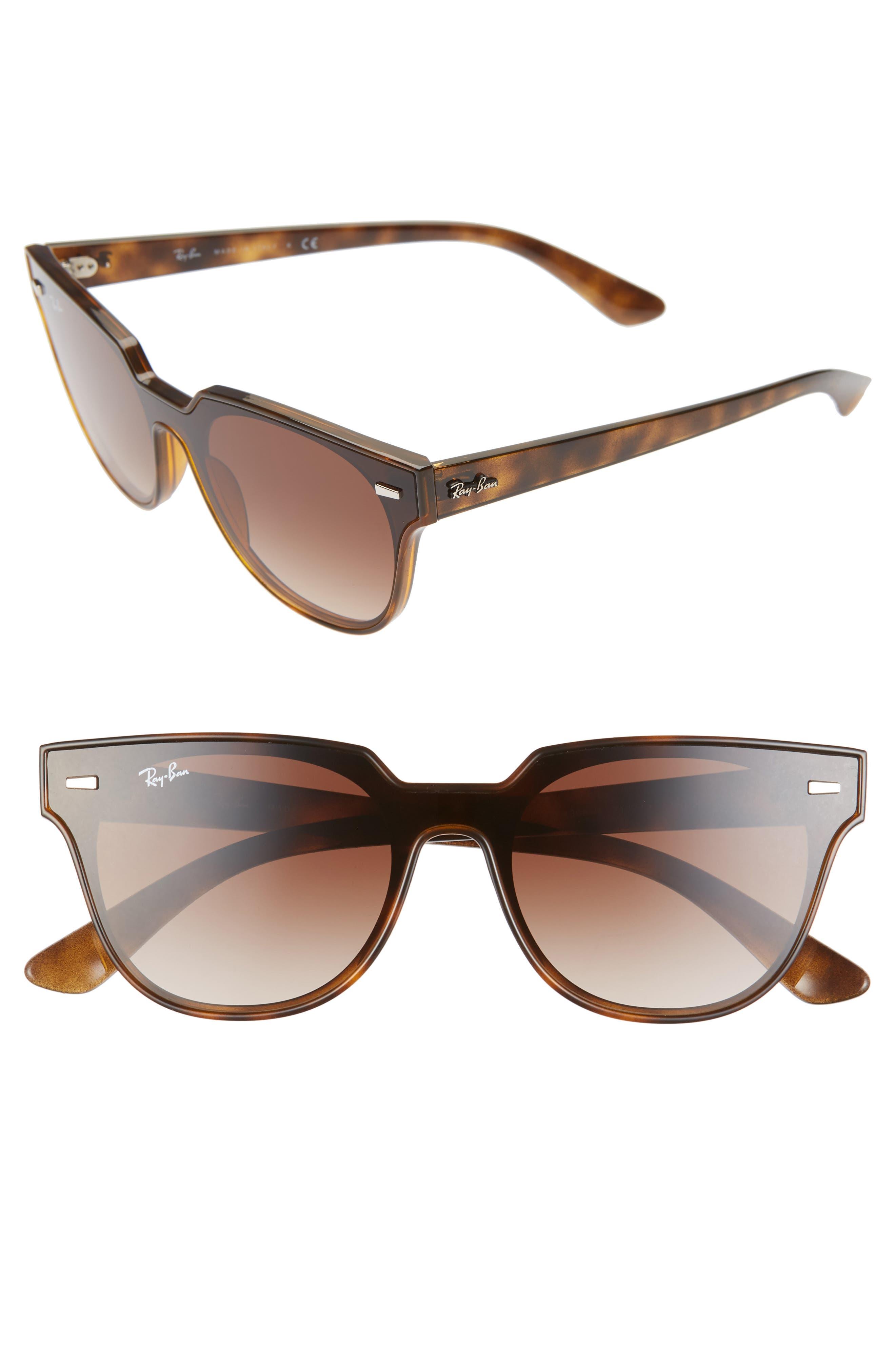 Ray-Ban Wayfarer 51Mm Sunglasses - Havana
