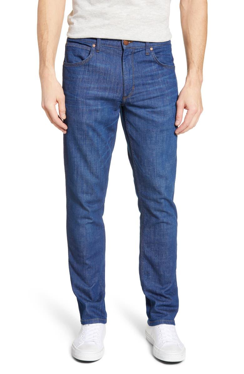 WRANGLER Greensboro Straight Leg Jeans, Main, color, 475