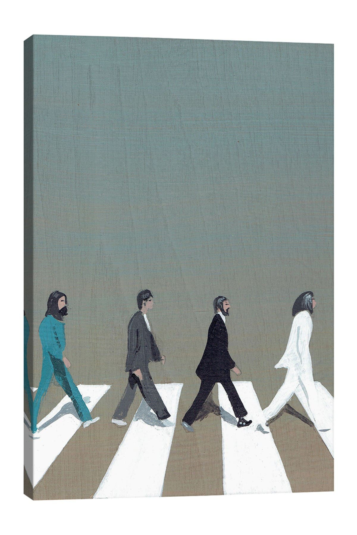 Image of iCanvas Abbey Road by Javier Mayoral