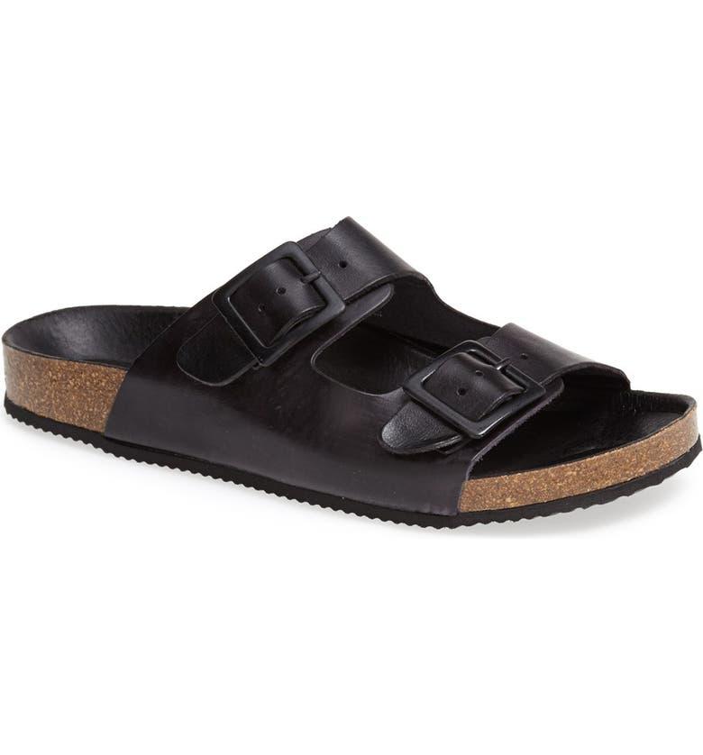 TOPSHOP 'Fancie' Sandal, Main, color, 001