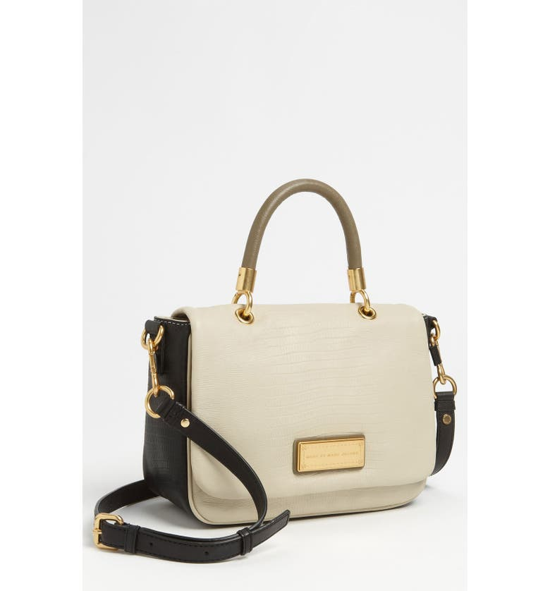 MARC JACOBS MARC BY MARC JACOBS 'Too Hot to Handle - Small' Top Handle Satchel, Main, color, 067