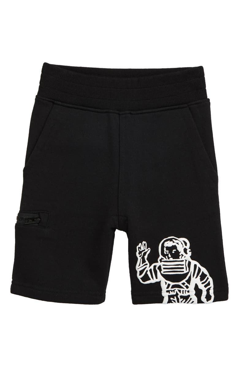 BILLIONAIRE BOYS CLUB Astronaut Shorts, Main, color, 001