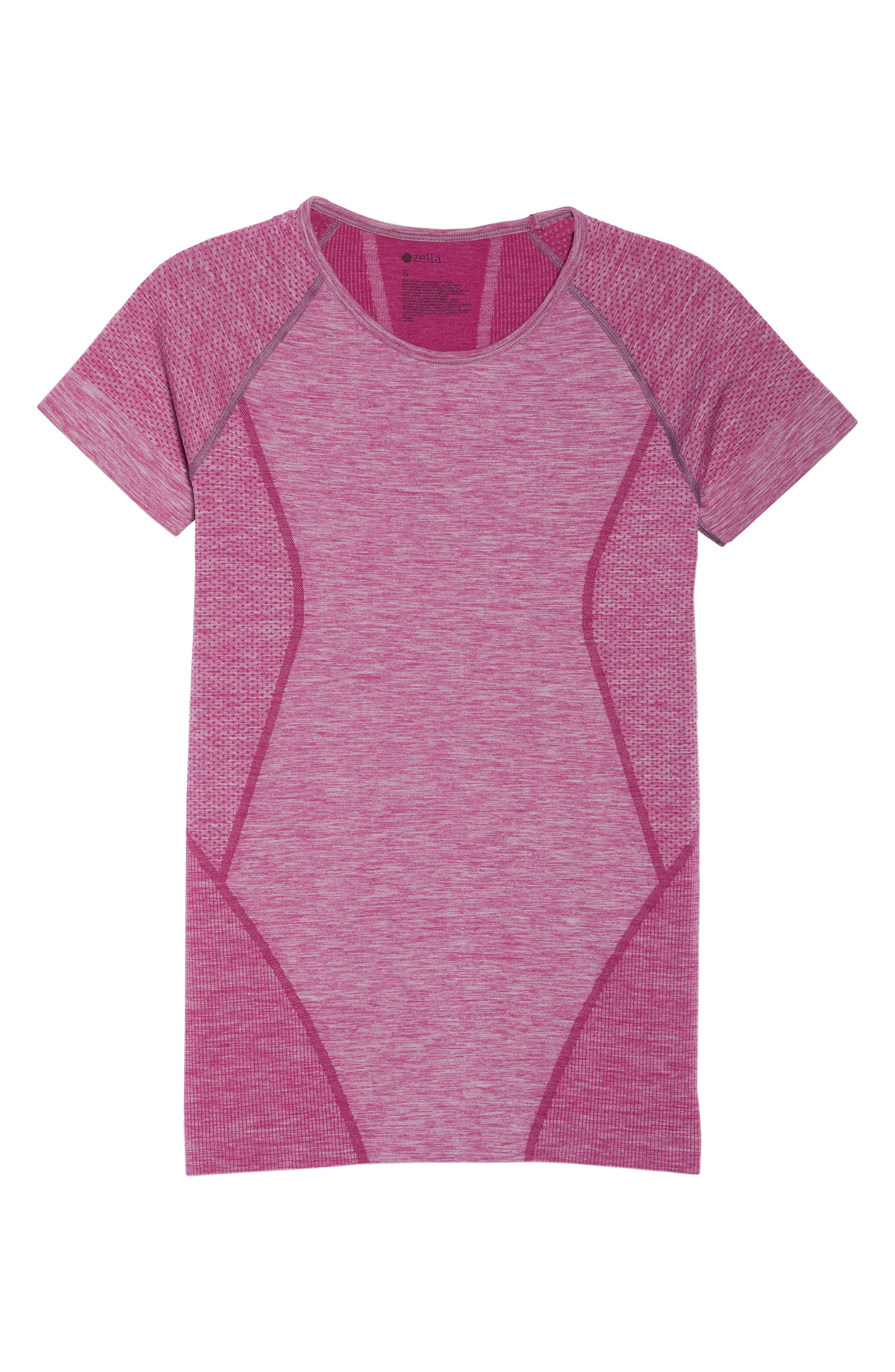 ,                             Stand Out Seamless Training Tee,                             Alternate thumbnail 31, color,                             501