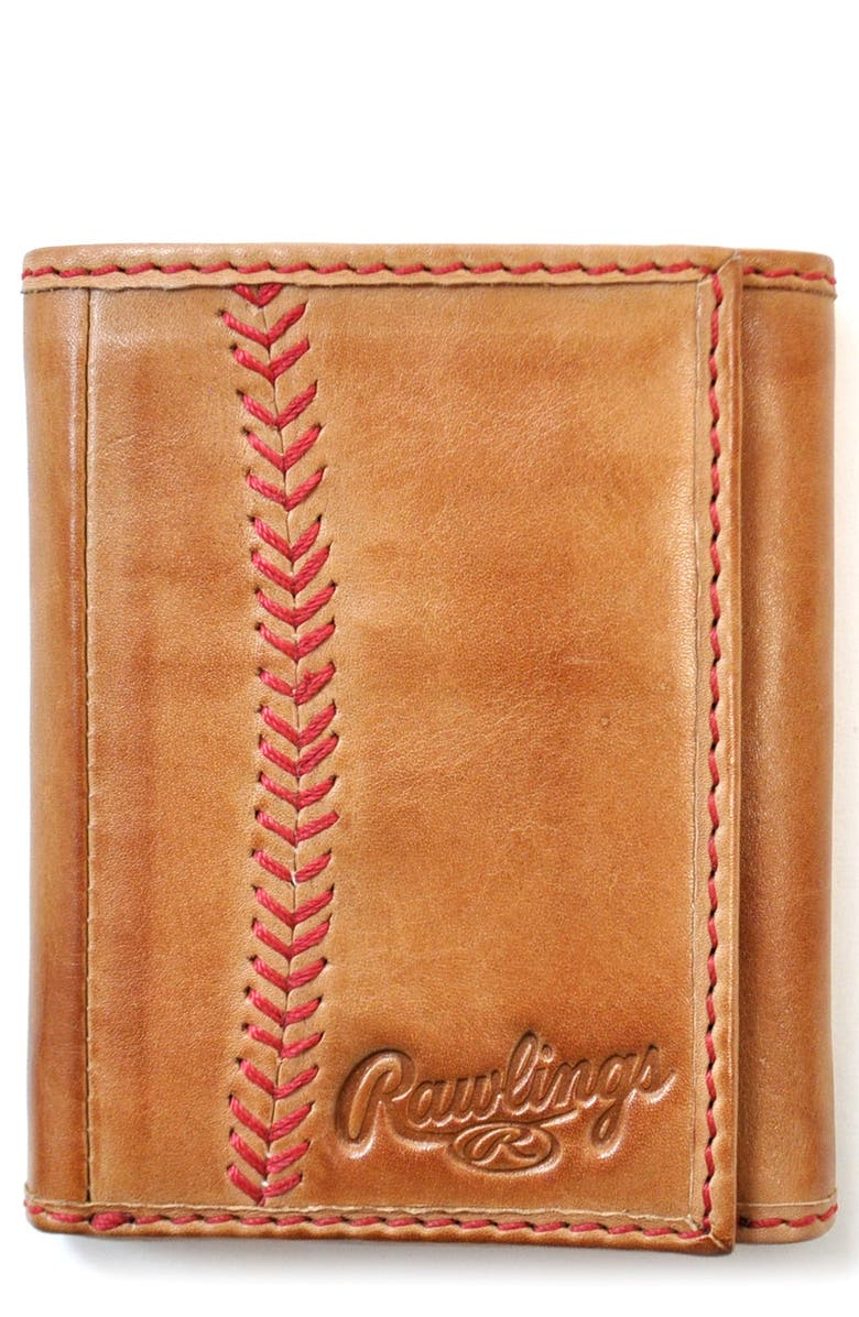 aedcd04631e8 ® Baseball Stitch Wallet