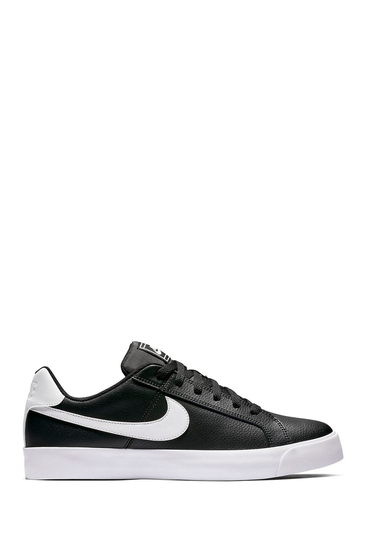 white court royale sneakers
