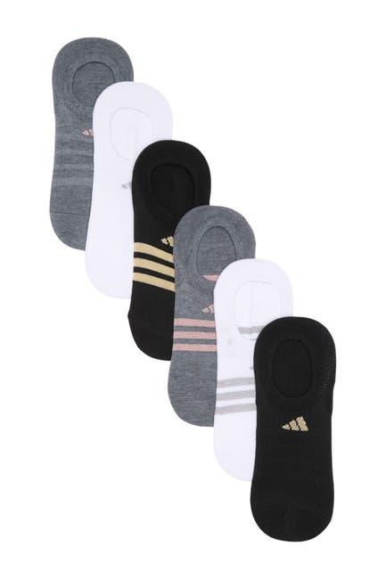 Image of adidas Superlite II Liner Socks - Pack of 6