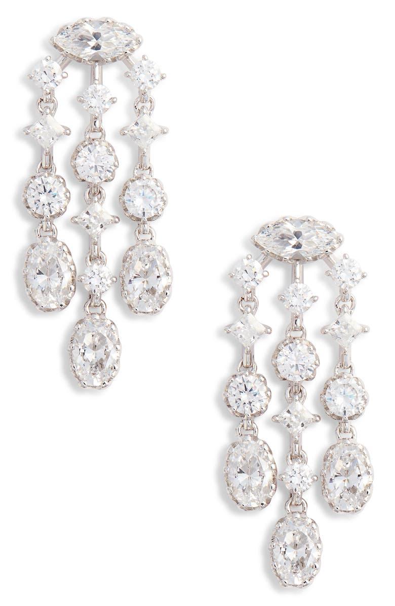 b54f37e26 Georgian Chandelier Earrings, Main, color, 040
