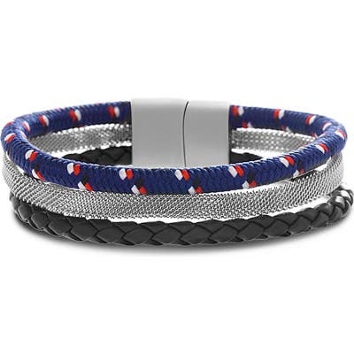 Ben Sherman Triple Strand Bracelet