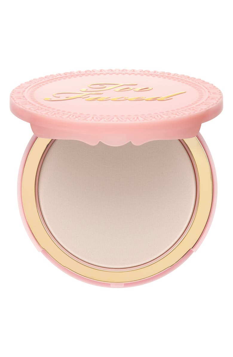 TOO FACED Too Face Primed & Poreless Pressed Powder, Main, color, 000
