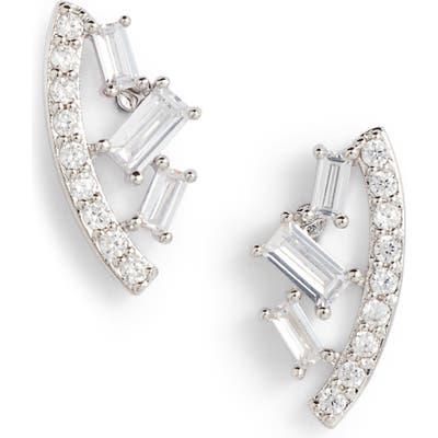 Nordstrom Nested Cubic Zirconia Stud Earrings