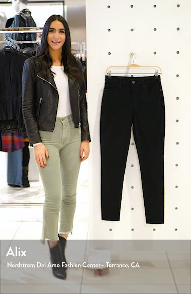 Social Standard High Waist Ankle Skinny Jeans, sales video thumbnail