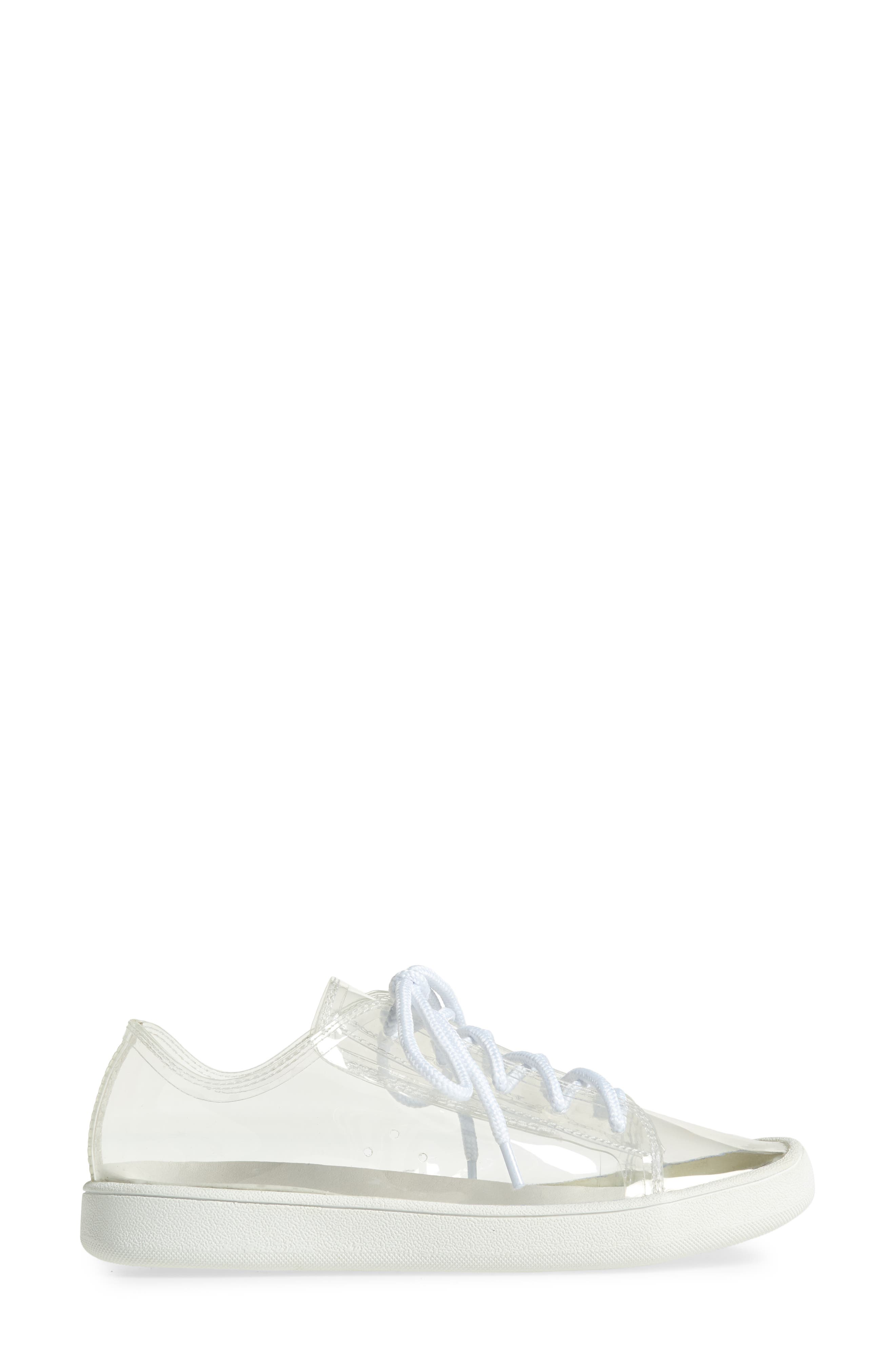 ,                             Ganador 2 Clear Low Top Sneaker,                             Alternate thumbnail 3, color,                             186