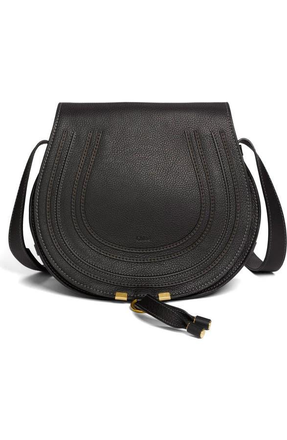 1a956be05 Chloé 'Marcie - Medium' Leather Crossbody Bag   Nordstrom