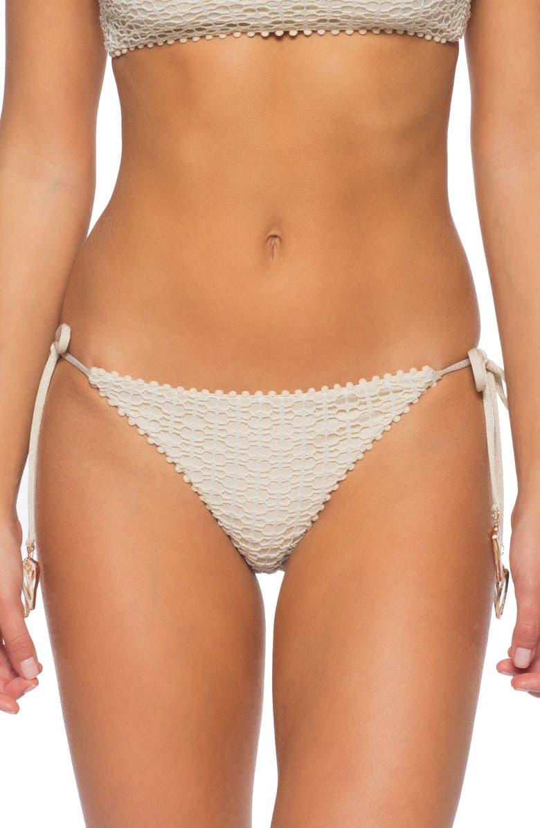ISABELLA ROSE Milan Bikini Bottoms, Main, color, GOLD