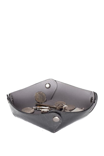 Image of Brouk & Co The Empty Pocket Leather Tray