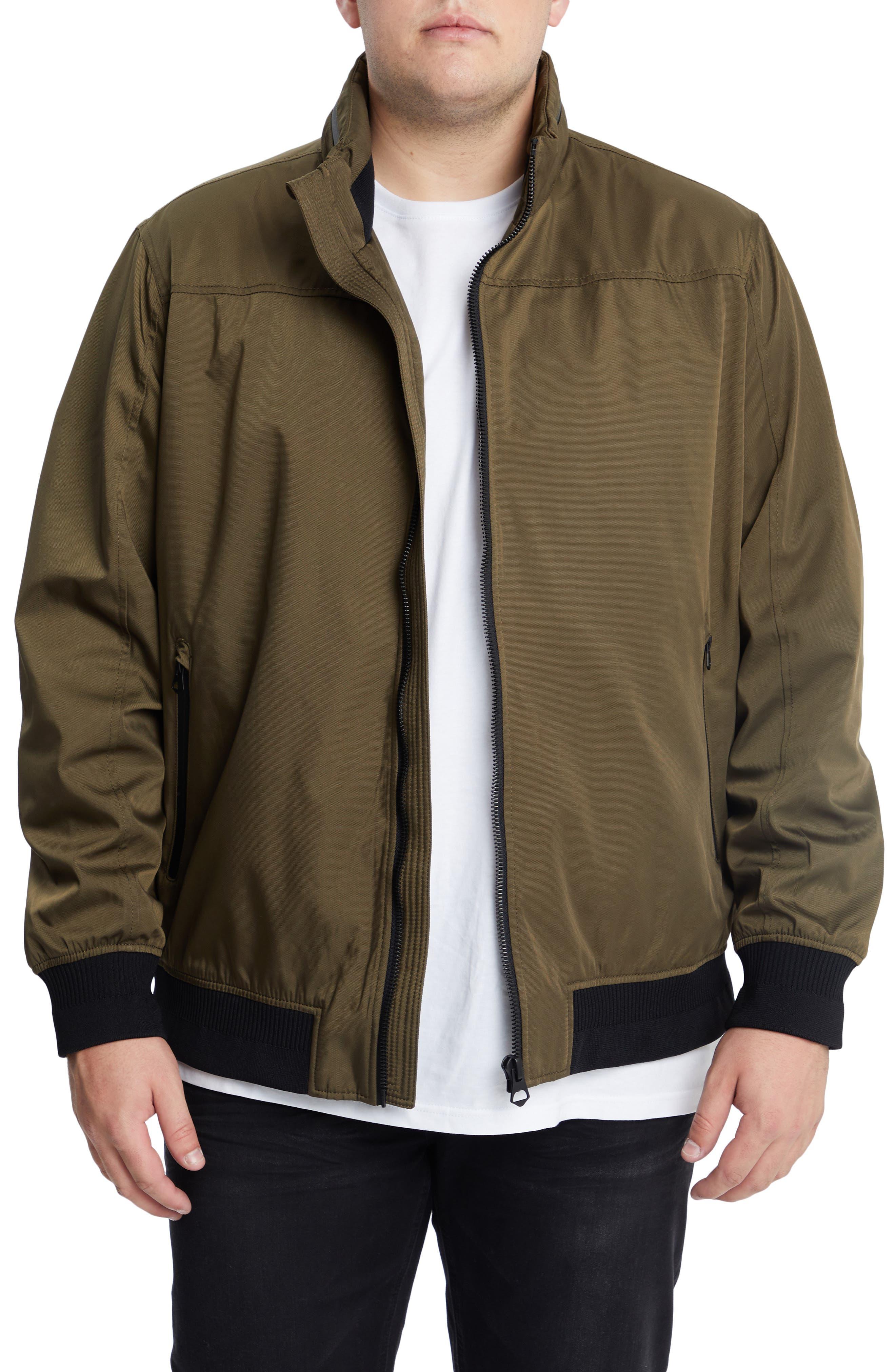 Jones Bomber Jacket