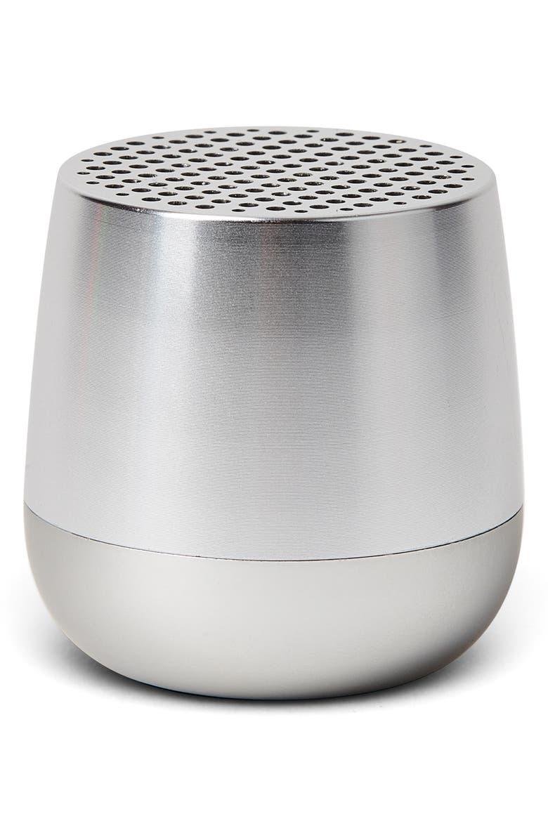 LEXON MINO Bluetooth<sup>®</sup> Speaker, Main, color, POLISHED ALUMINIUM