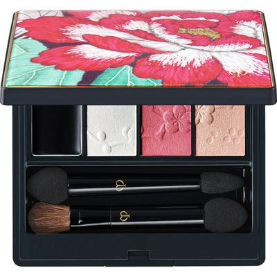 Cle De Peau Beaute Draped In Velvet Eye Color Quad - 320 Draped In Velvet