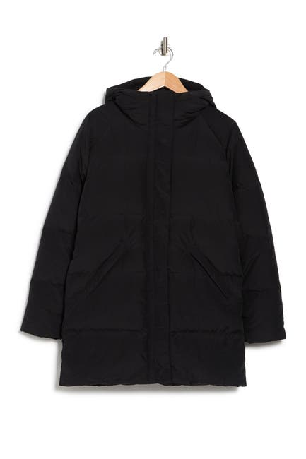 Image of Lole Spencer Hooded Down Jacket