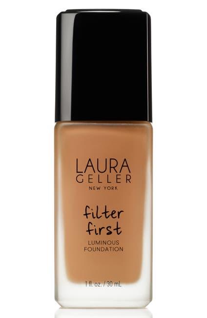 Image of Laura Geller New York Filter First Luminous Foundation - Cognac
