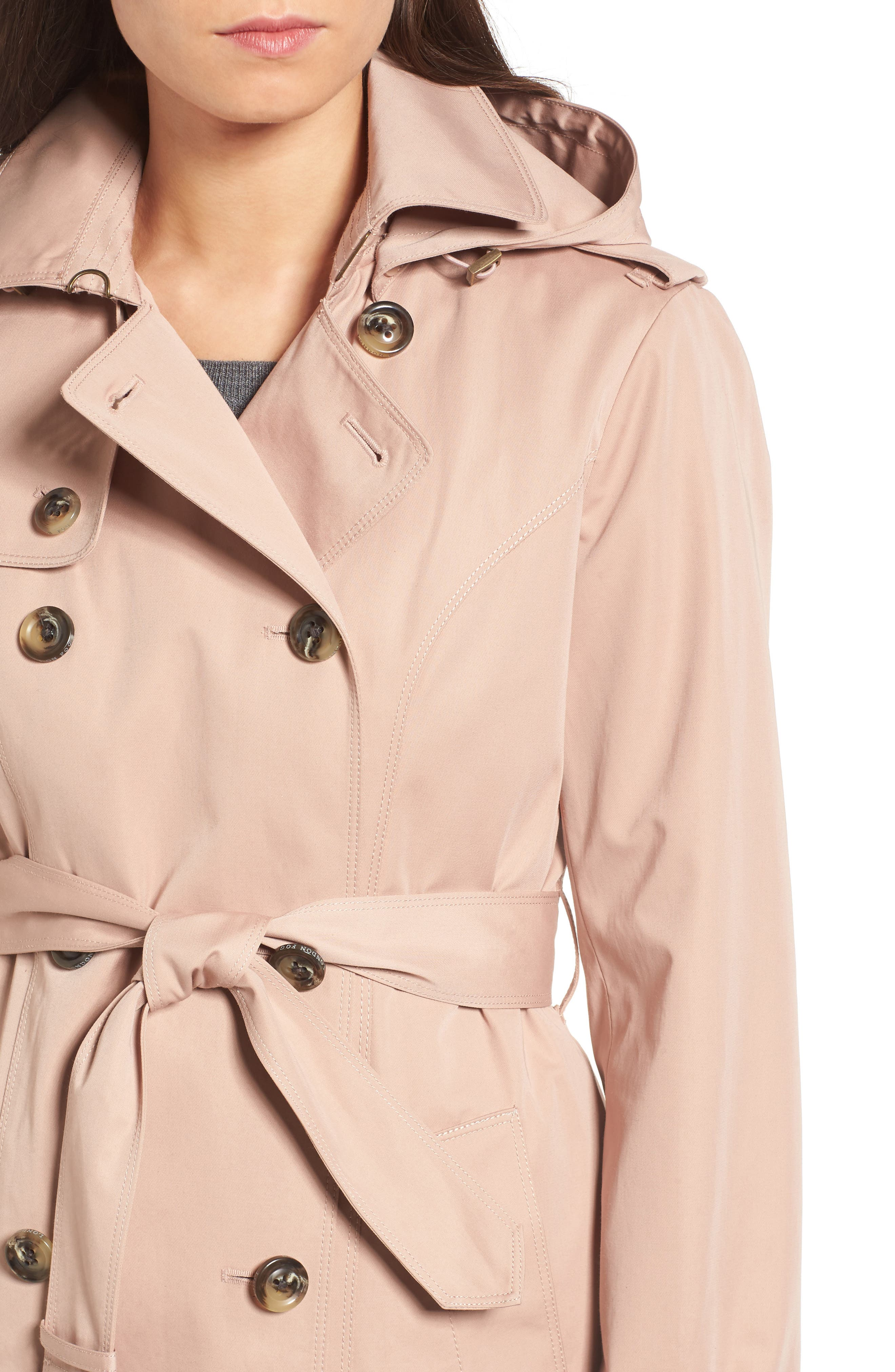 ,                             Heritage Trench Coat with Detachable Liner,                             Alternate thumbnail 14, color,                             277