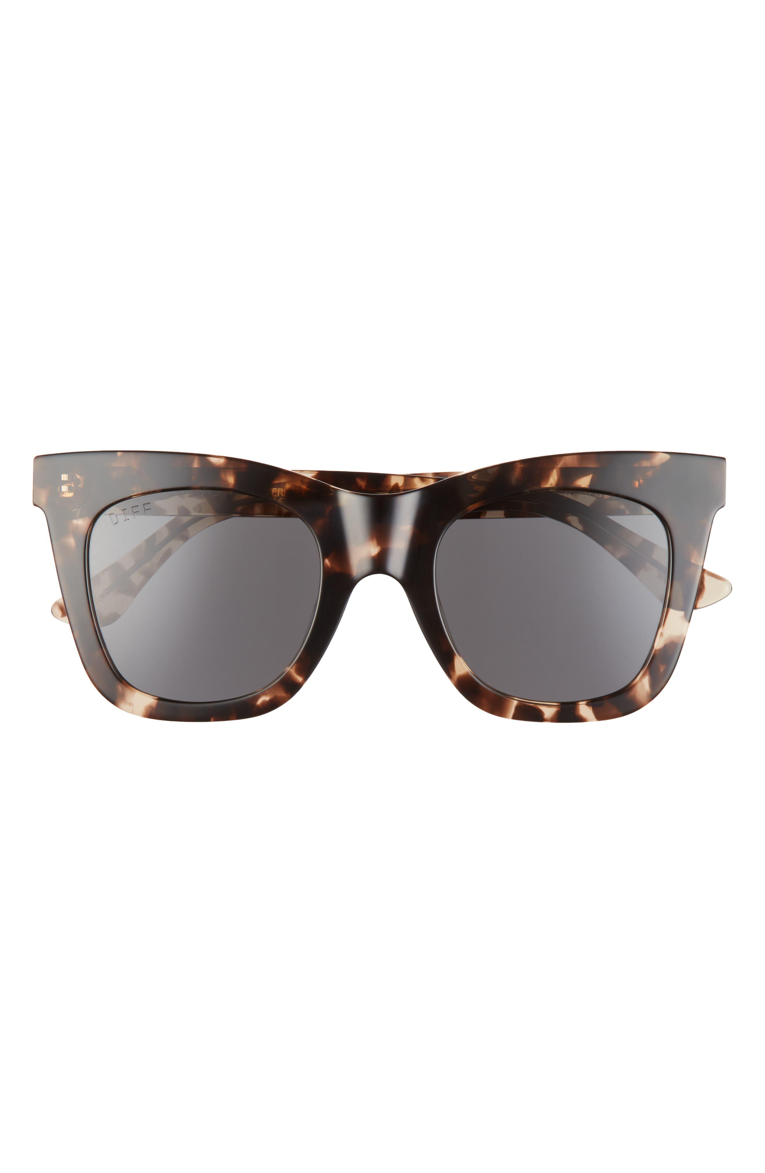 Kaia 50mm Polarized Cat Eye Sunglasses