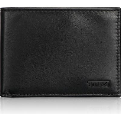 Tumi Delta Global - Id Lock(TM) Shielded Double Billfold Wallet -