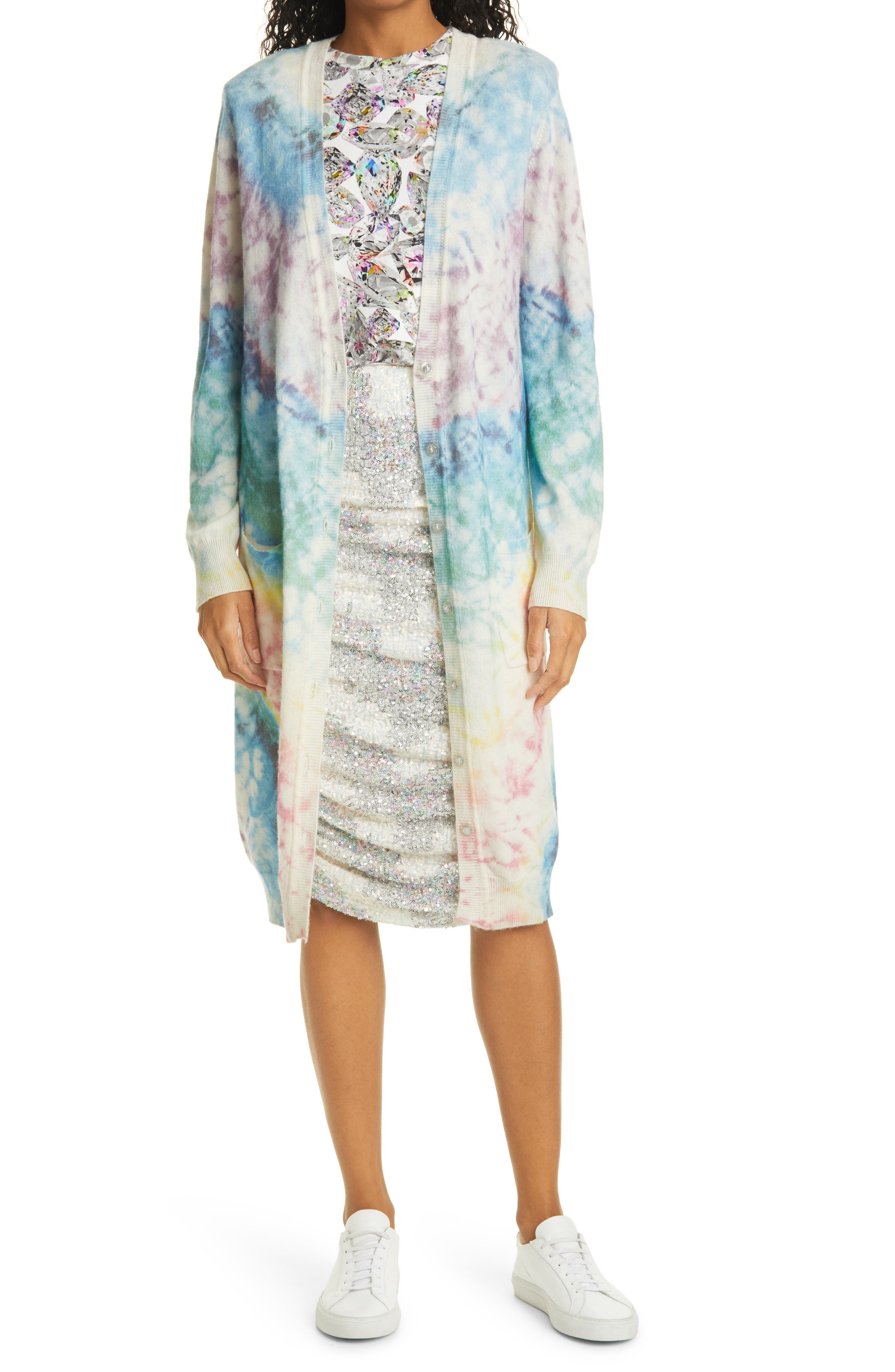 The Eclipse Wool & Cashmere Long Cardigan
