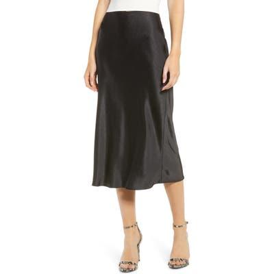 Chelsea28 Midi Skirt, Black
