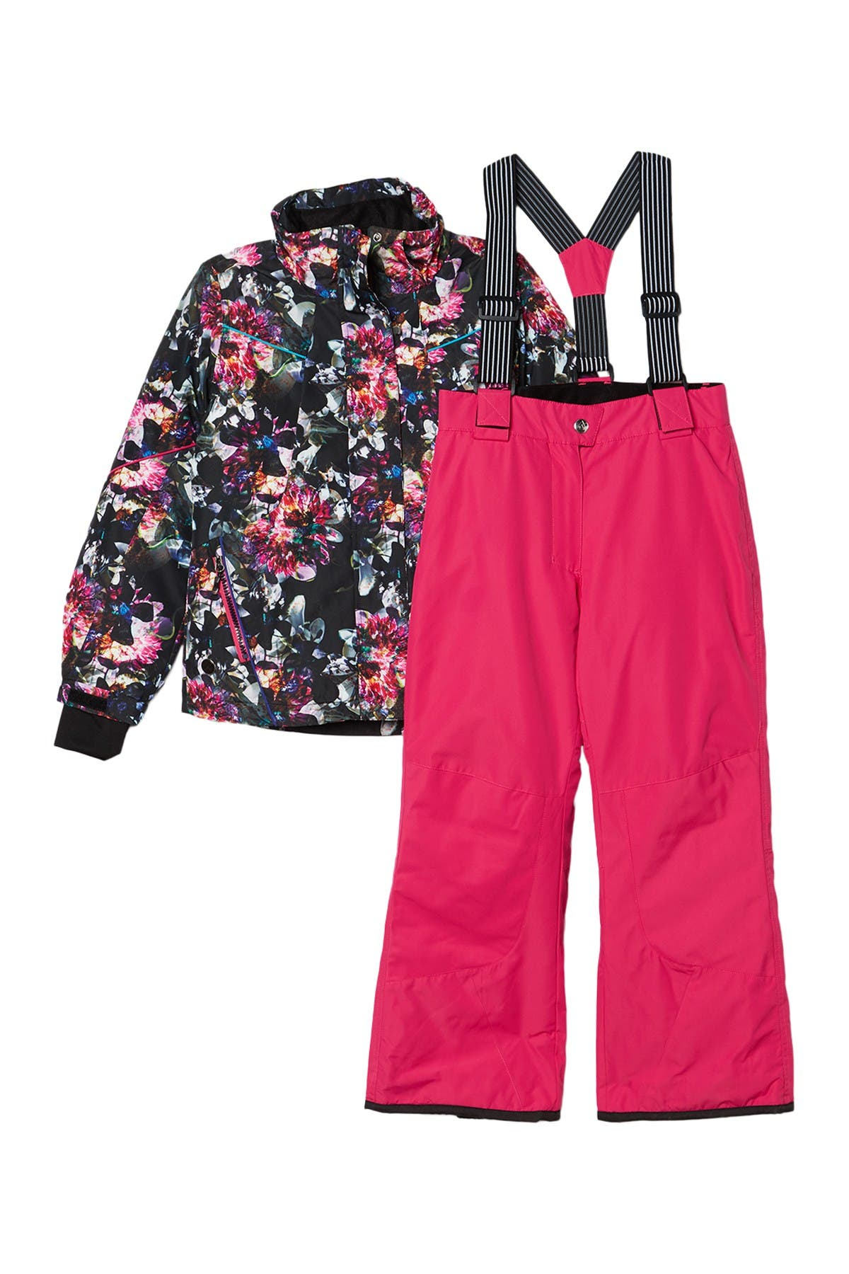 Image of NOIZE Florence Insulated Snow Jacket & Pants Set