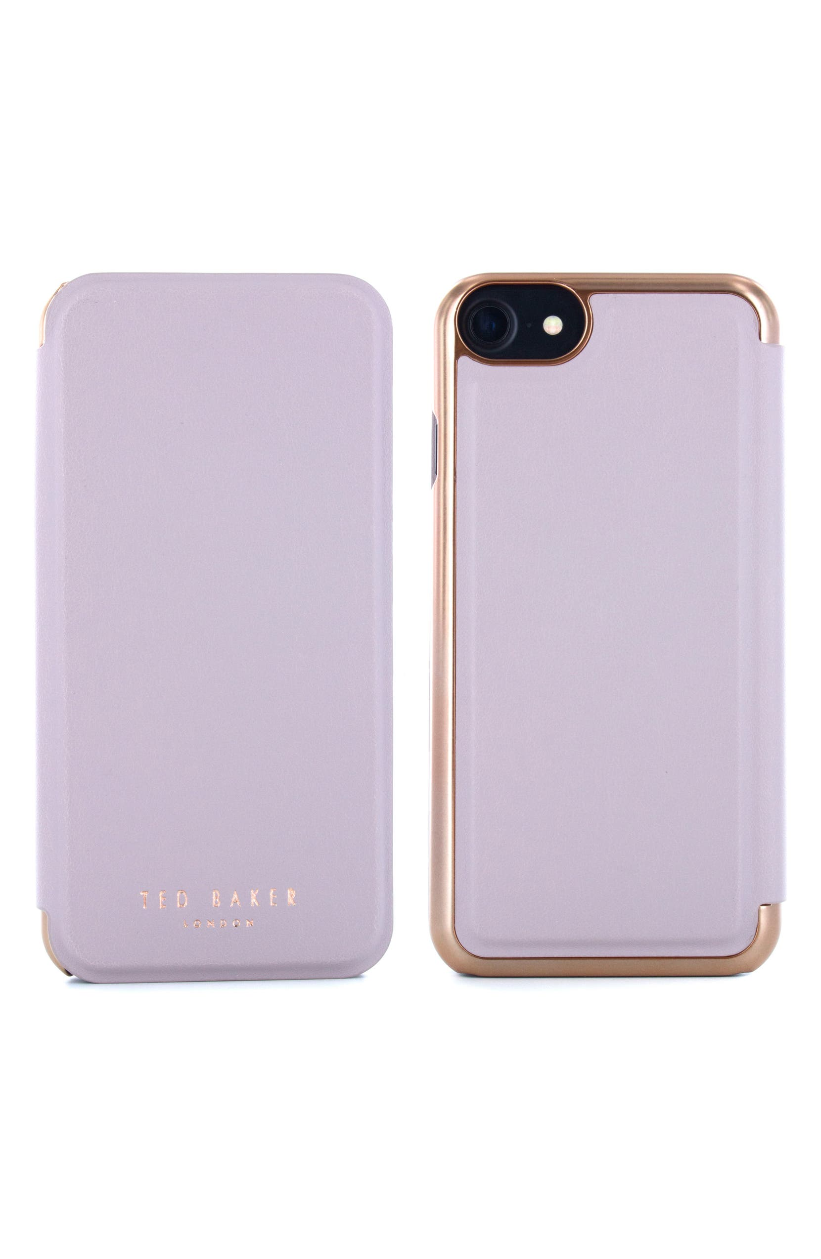 91a0acd680d Shannon iPhone 6/6s/7/8 & 6/6s/7/8 Plus Mirror Folio Case