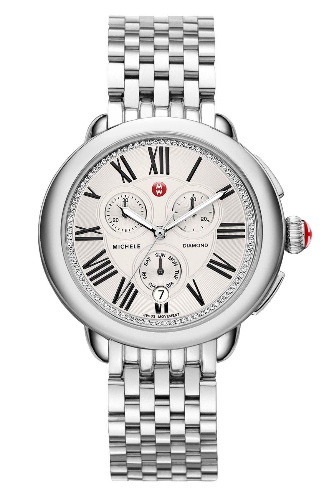 ,                             'Serein' 18mm Watch Bracelet Band,                             Alternate thumbnail 17, color,                             040