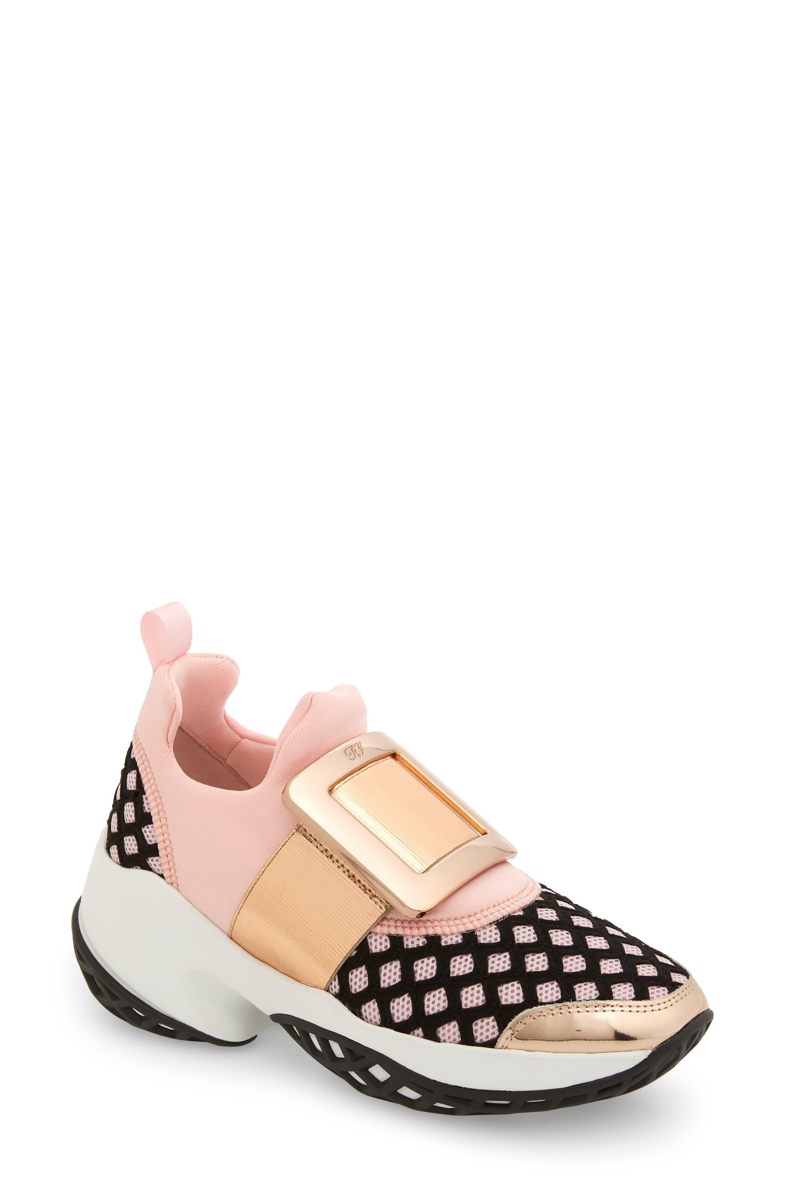 Roger Vivier Sneakers Viv Buckle Slip-On Sneaker