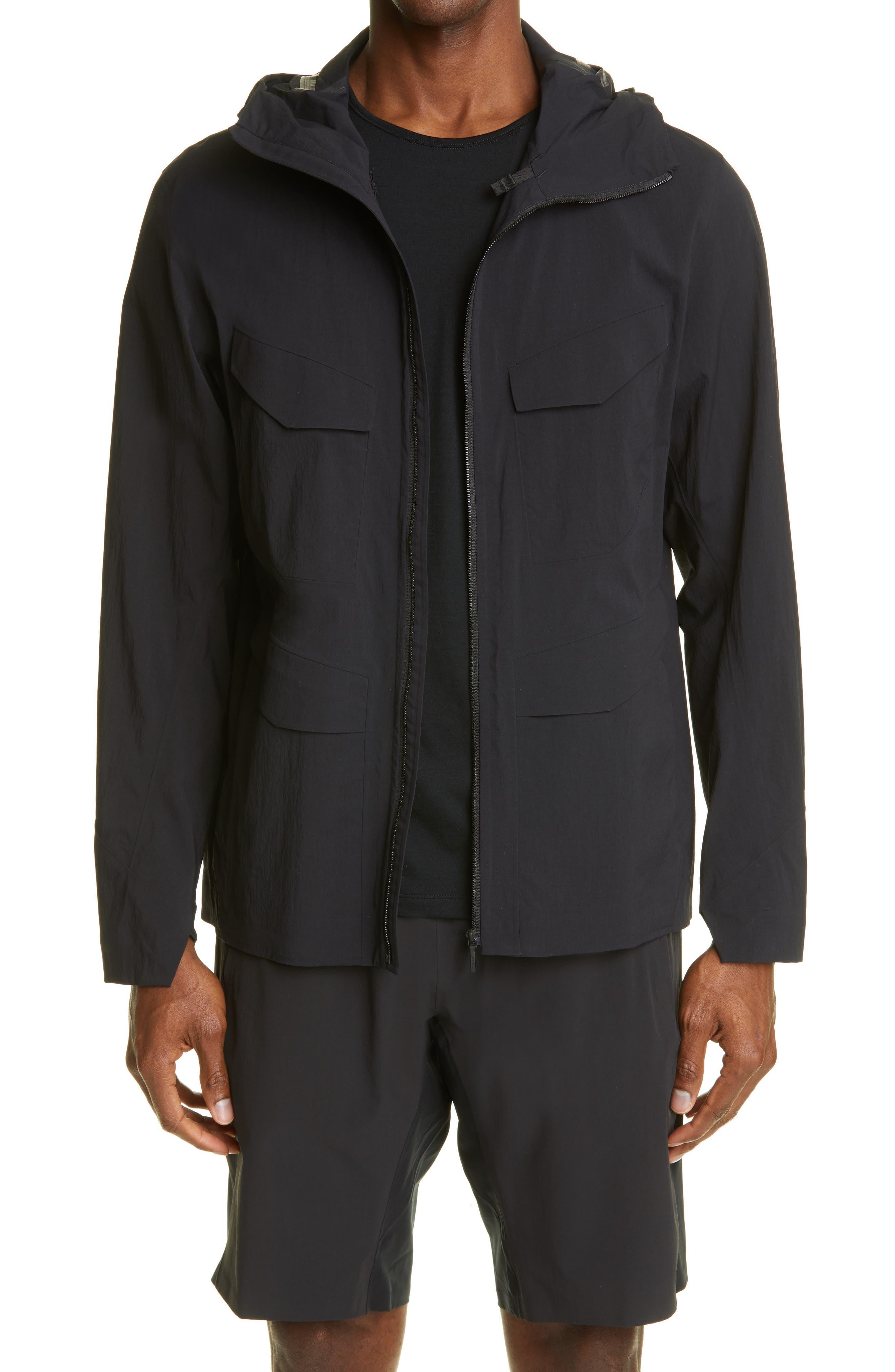 Men's Veilance Spere Lt Terratex Water Repellent Hooded Jacket