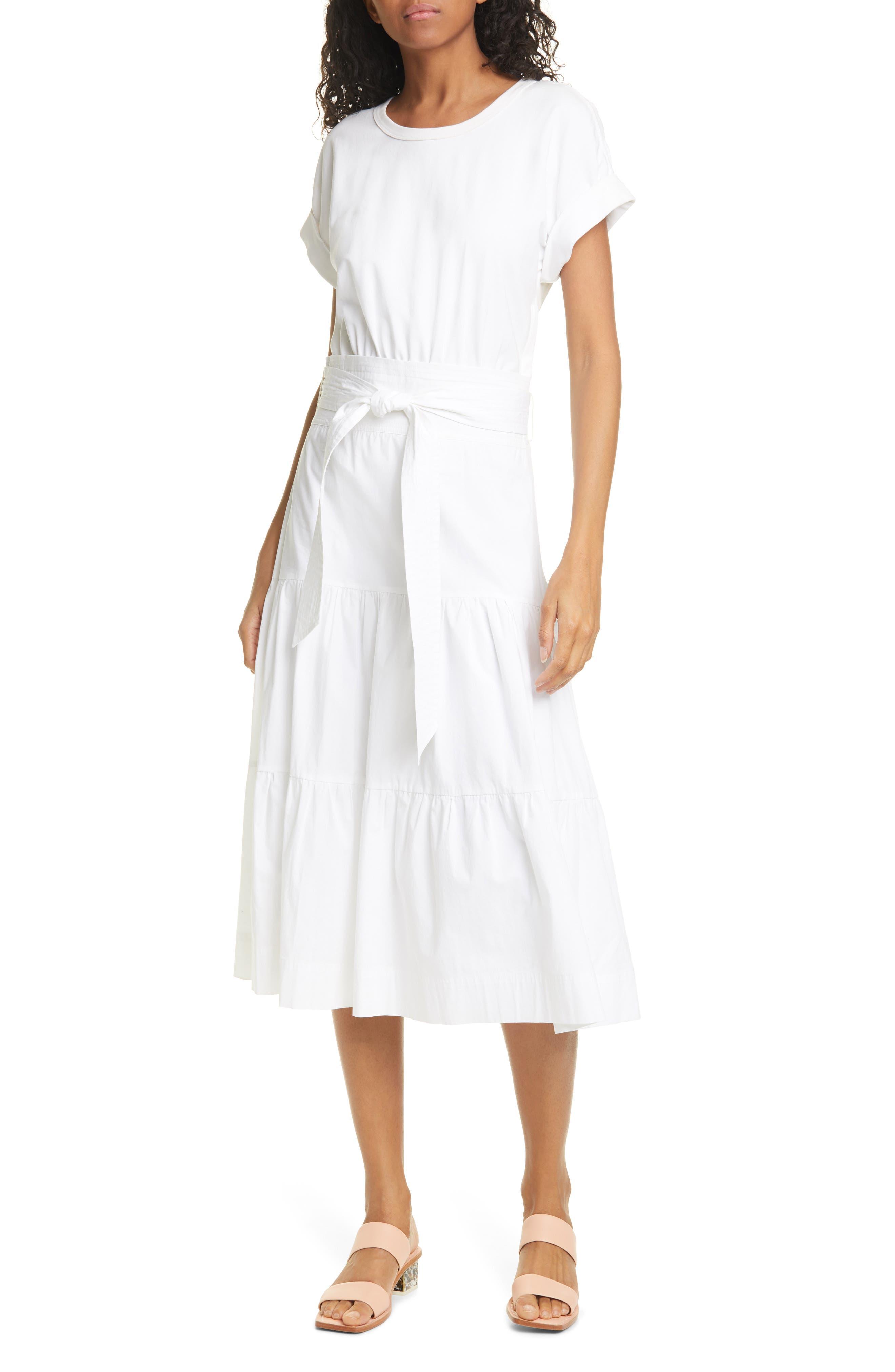 Veronica Beard Trail Midi Dress | Nordstrom