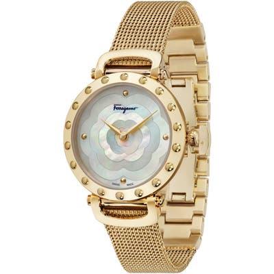 Salvatore Ferragamo Style Bracelet Watch,