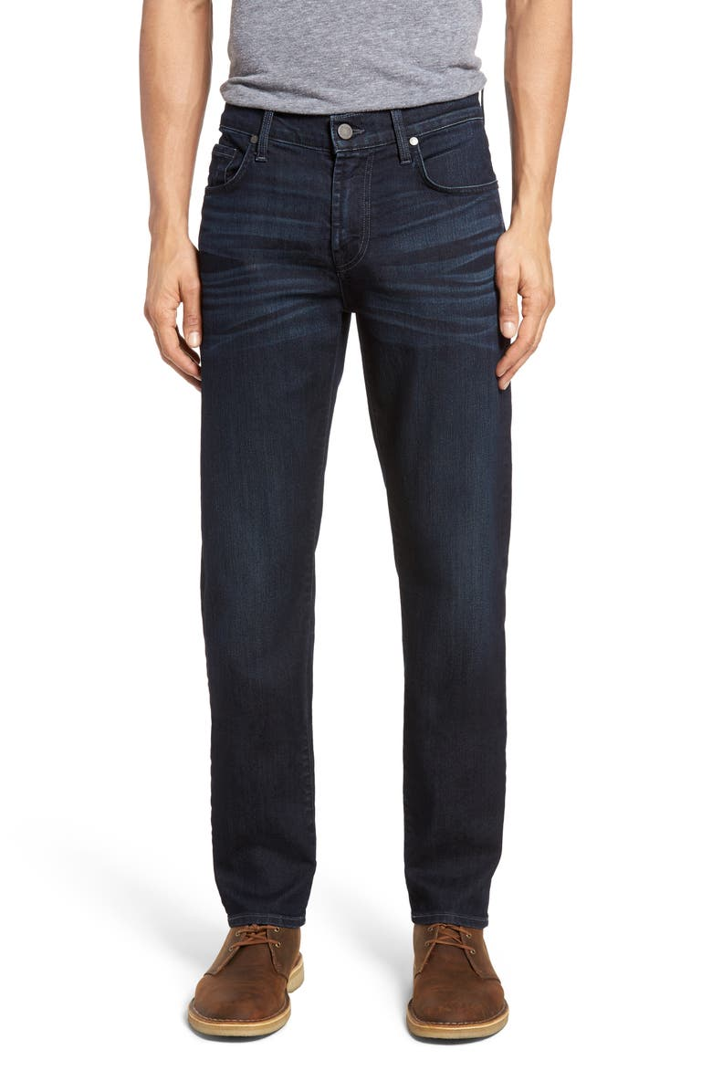 7 FOR ALL MANKIND<SUP>®</SUP> Slimmy AirWeft Slim Fit Jeans, Main, color, PERENNIAL
