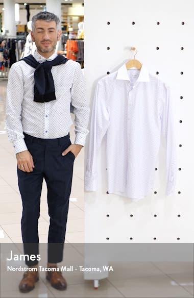 Contemporary Fit Paisley Dress Shirt, sales video thumbnail